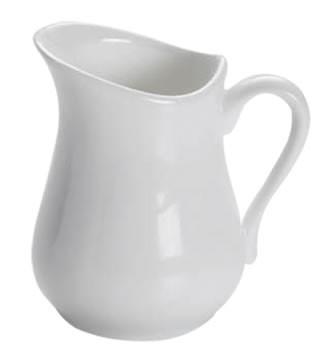 M&W White Basics Kitchen Milchkännchen 0,11 L