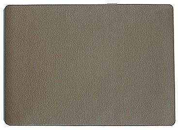 ASA Tischset 33 x 46 cm Lederoptik braun