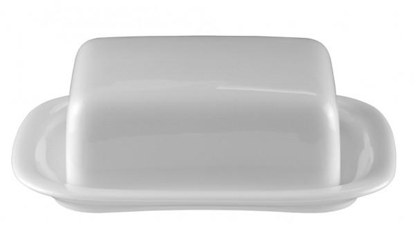 Rosenthal Suomi weiß Butterdose 250 g