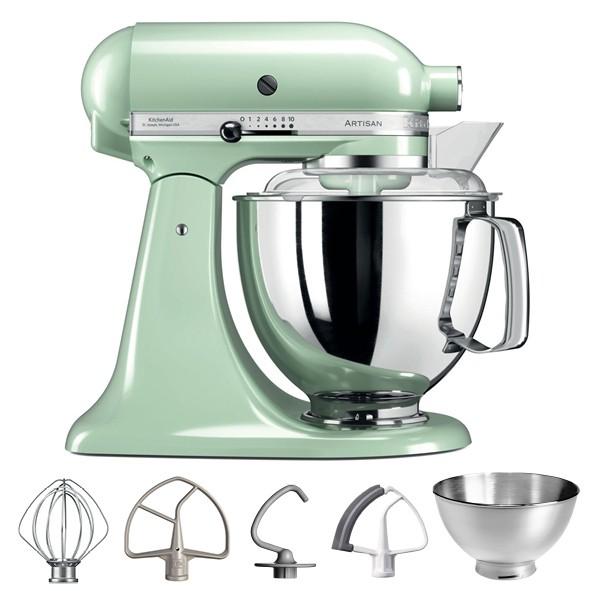 KitchenAid Artisan 5KSM175PSEPT Küchenmaschine pistazie