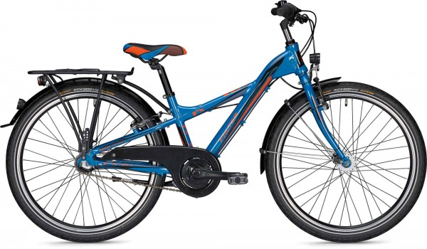 Falter FX 403 Pro Y-Lite Jugendrad 24 Zoll blau