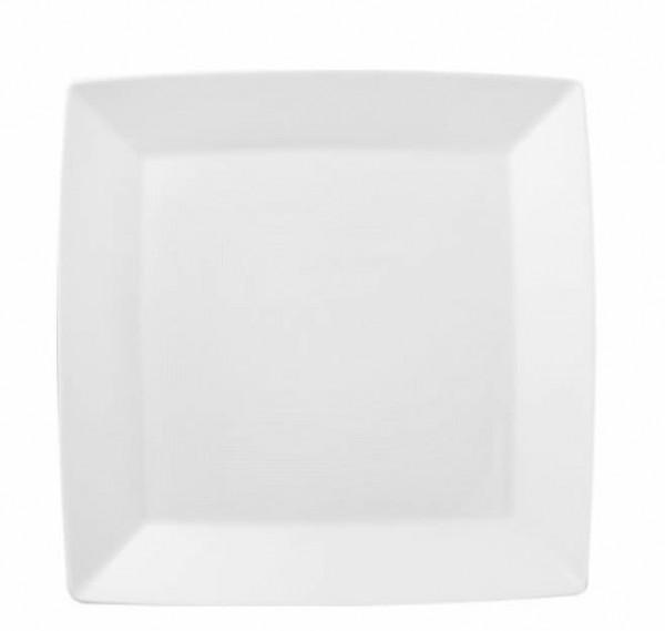 Thomas Loft Weiß Schale quadratisch 13 cm flach