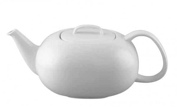 Rosenthal Moon weiß Teekanne 6 Personen 1,50 L