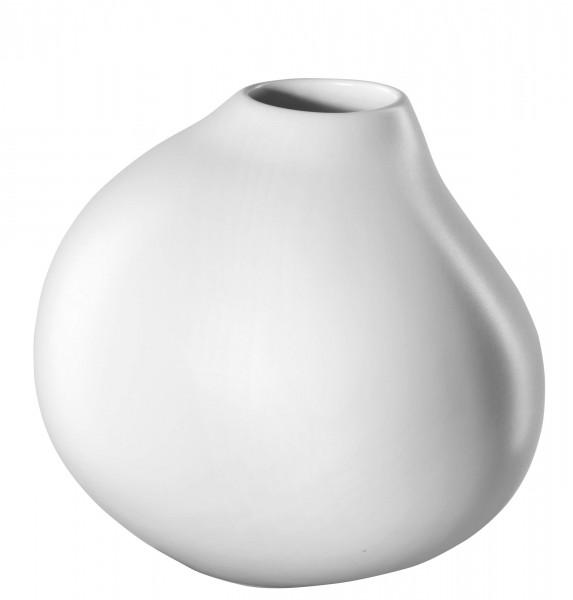 ASA Living Vase Calabash weiß matt 16 cm