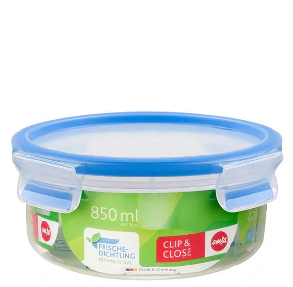 Emsa Clip & Close Frischhaltedose 0,85 L