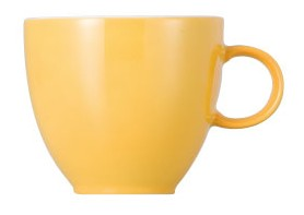 Thomas Sunny Day Yellow Espresso- / Mokka Obertasse 0,08 L