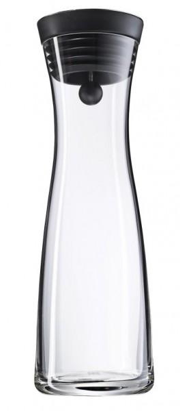 WMF Basic Wasserkaraffe 1,0 Liter schwarz
