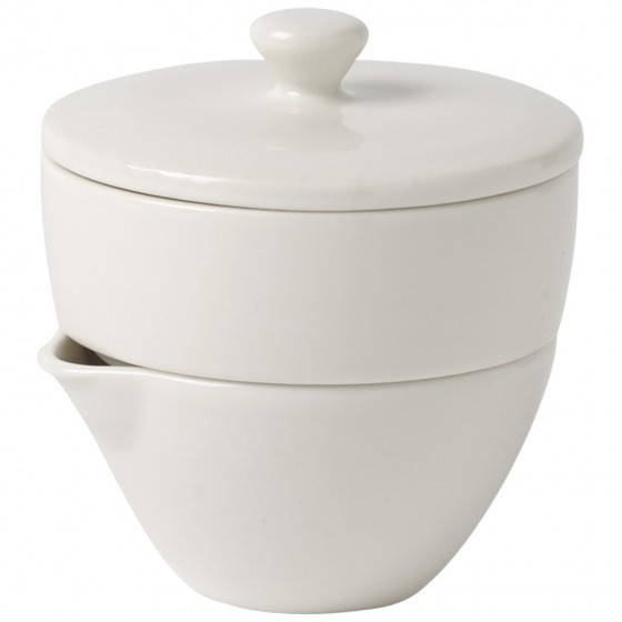 V&B Tea Passion Zuckerdose/Milchkännchen 0,13 L/0,11 L