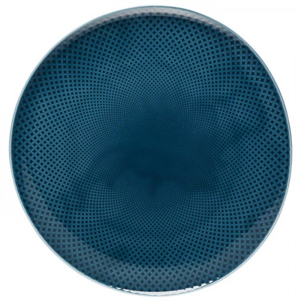 Rosenthal Junto ocean blue Teller flach 32 cm