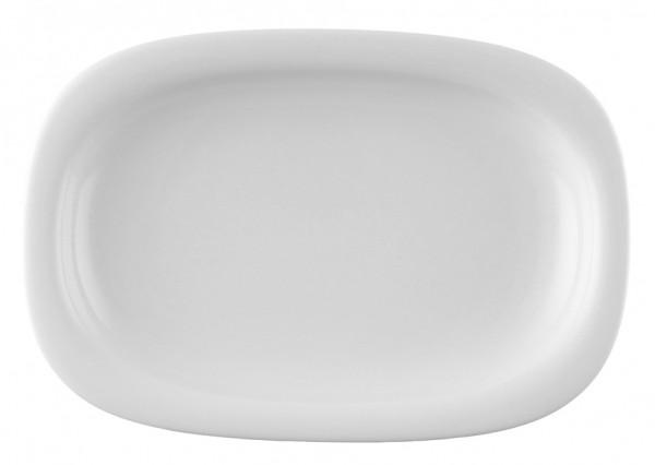 Rosenthal Suomi weiß Platte 24,0 x 16,5 cm