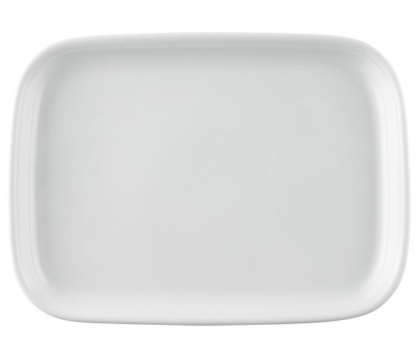 Thomas Trend weiß Platte 33 cm