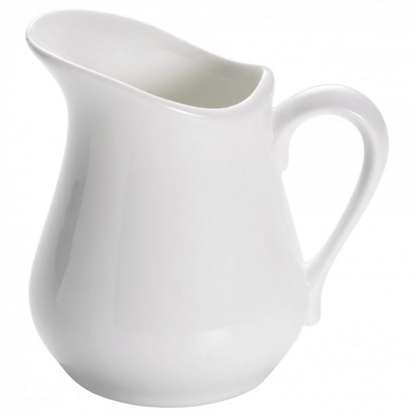 M&W White Basics Kitchen Milchkännchen 0,32 L