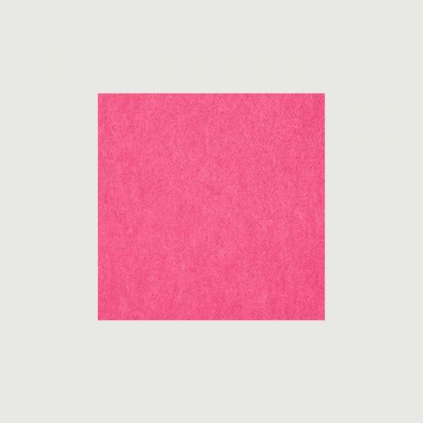 daff Fiberixx Untersetzer aus recycelten Plastikflaschen 18 x 18 cm pink