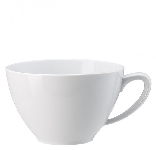 Rosenthal Mesh weiß Café au lait-Obertasse 0,44 L