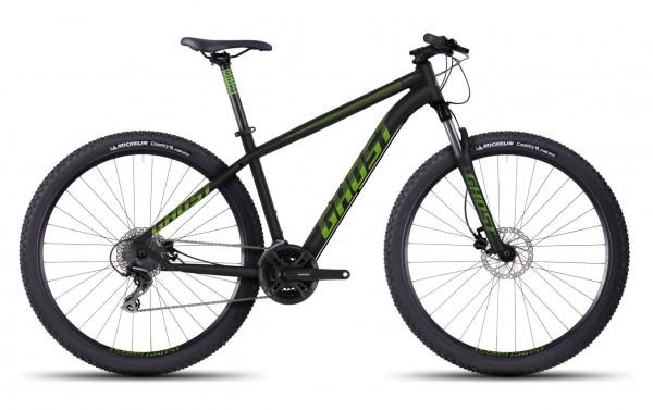 Ghost Tacana 2 Montainbike 29 Zoll/42 cm schwarz/grün/grau