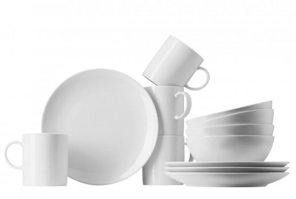 Thomas Basic Kombi-Set 12-teilig Becher mit Henkel
