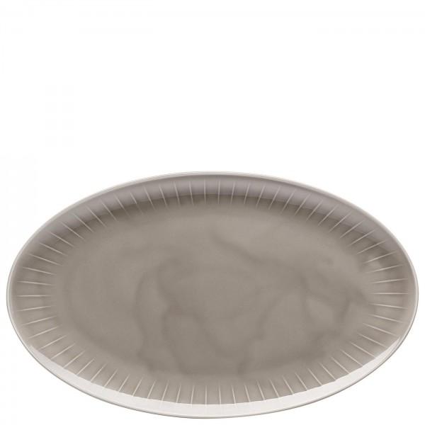Arzberg Joyn grau Platte 38 cm