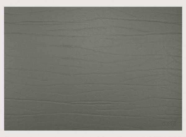 daff Dumbo Leatherixx Tischset aus recycelten Lederüberschüssen 31 x 42 cm graphite