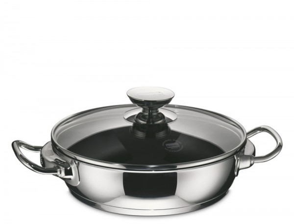 Berndes Injoy® Special Edition Schmorkasserolle mit Glasdeckel 28 cm