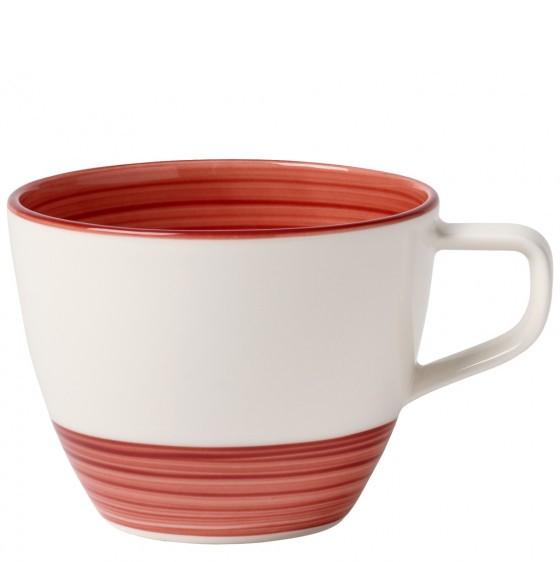 V&B Manufacture rouge Kaffee Obertasse 0,25 L