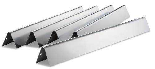 Weber Flavorizer Bars für Spirit 300-Serie (ab 2013) Edelstahl
