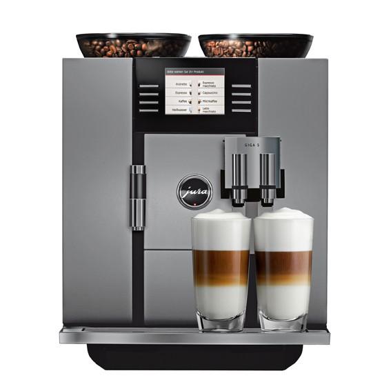 Jura Giga 5 Kaffeevollautomat alu