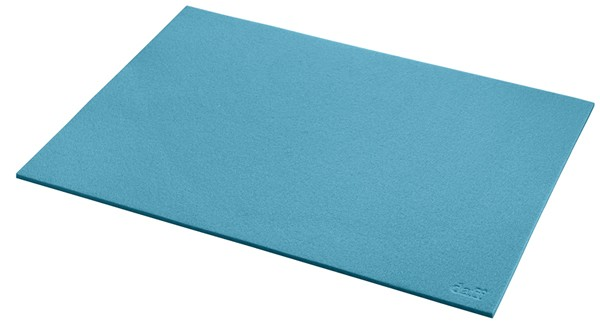 daff Tischset aus Filz 33 x 45 cm karibik
