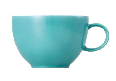 Thomas Sunny Day Turquoise Tee Obertasse 0,20 L