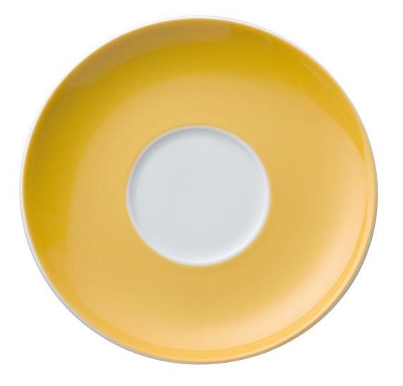 Thomas Sunny Day Yellow Cappucino- / Jumbo Untertasse