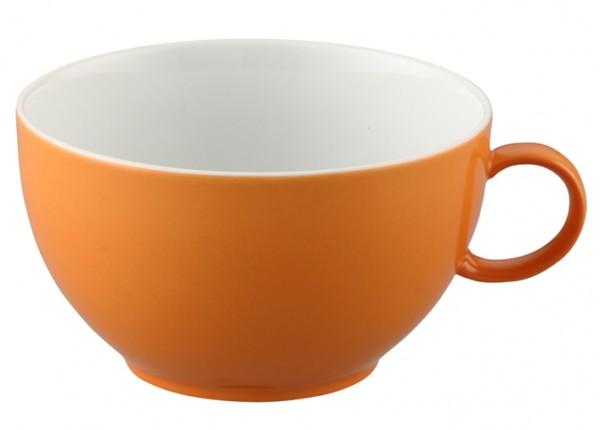 Thomas Sunny Day Orange Cappucino Obertasse 0,38 L