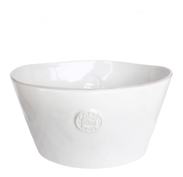 Costa Nova weiß Sektkübel 32 cm