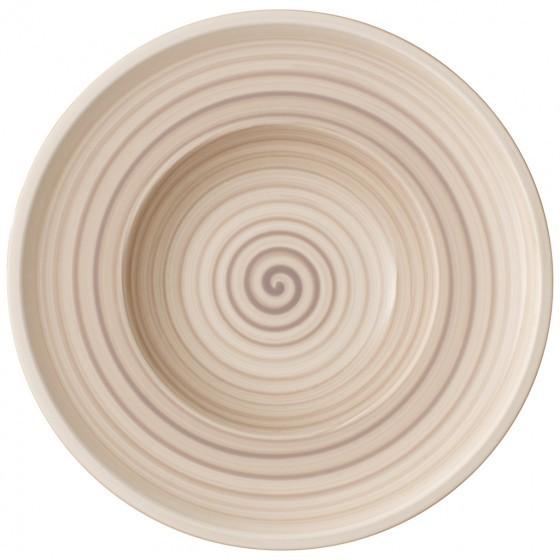 V&B Artesano Nature Beige Suppenteller 25 cm