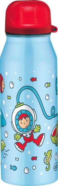 Alfi isoBottle Isolier-Trinkflasche Taucher hellblau 0,35 L