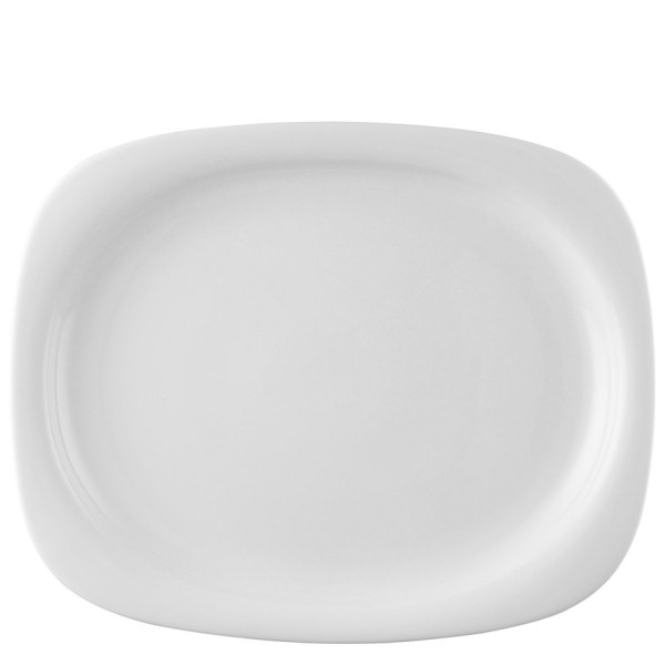 Rosenthal Suomi weiß Platte 38,0 x 30,5 cm