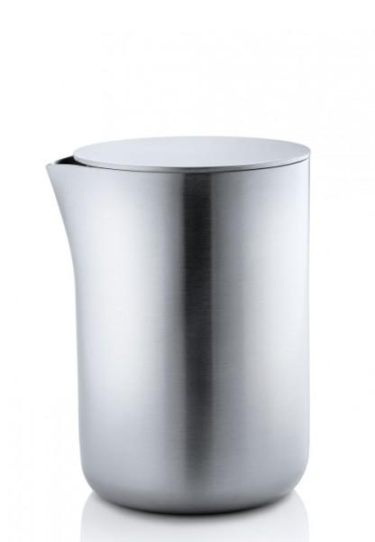 Blomus Basic Milchkännchen mit Edelstahldeckel 0,25 L
