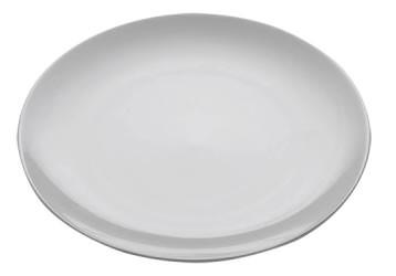 M&W White Basics Round Teller 30,5 cm