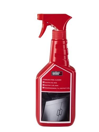 Weber Basis Edelstahl Reiniger 500 ml