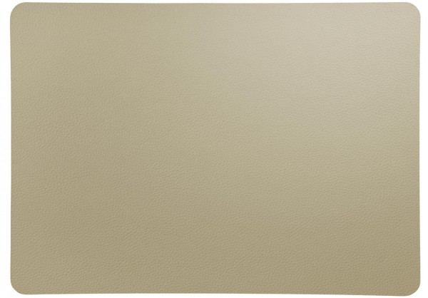 ASA Tischset 33 x 46 cm Lederoptik rough stone