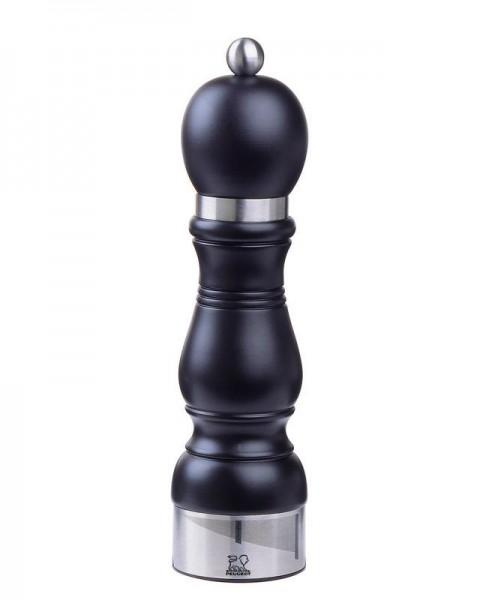 Peugeot Chateauneuf Salzmühle schwarz matt 23 cm