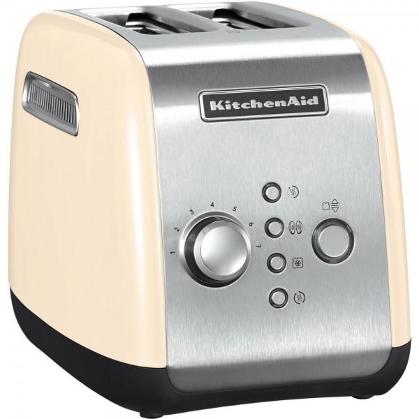 KitchenAid Toaster 5KMT221 für 2 scheiben creme