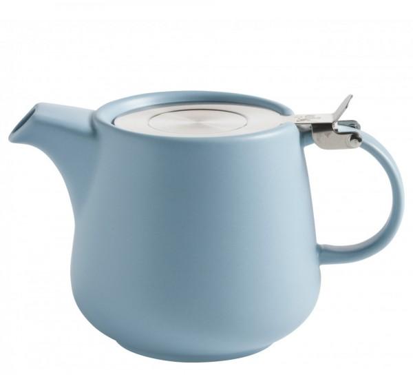 M&W Tint Teekanne hellblau 2 Personen 0,6 L