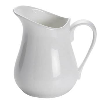 M&W White Basics Kitchen Milchkännchen 0,50 L