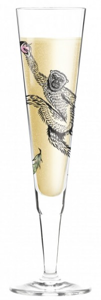 Ritzenhoff Champagnerglas White Label Design Olaf Hajek Frühjahr 2015