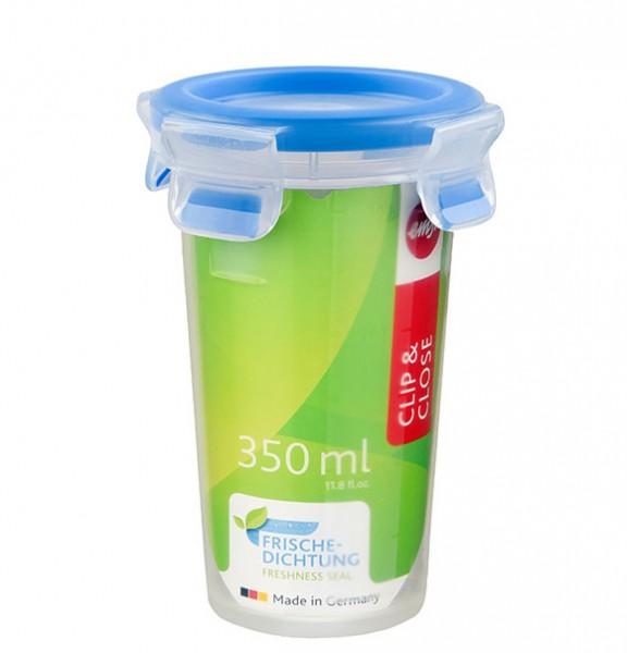 Emsa Clip & Close Frischhaltedose 0,35 L