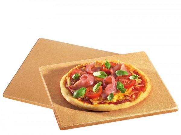 Küchenprofi Mini-Pizzastein 2 Stück