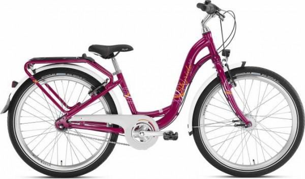 Puky Jugendrad Skyride 24-7 City 24 Zoll light berry