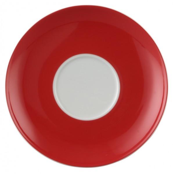 Thomas Sunny Day New Red Cappuccino-/Jumbo Untertasse