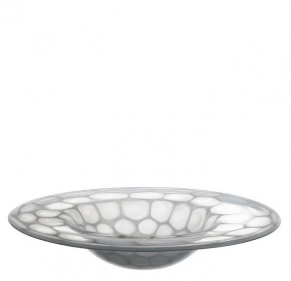 Leonardo Schale Galea weiß 45 cm