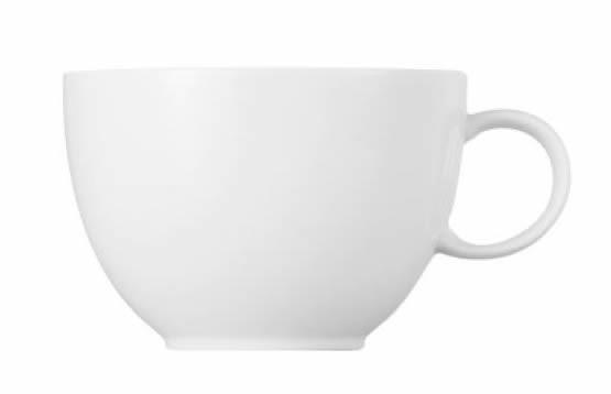 Thomas Sunny Day Weiß Secunda Tee-/Kombi Obertasse 0,20 L