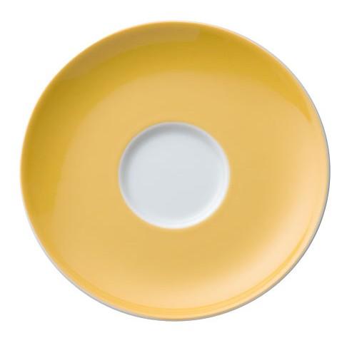 Thomas Sunny Day Yellow Kaffee- Tee Untertasse